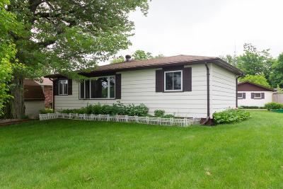 Cass County Single Family Home For Sale: 61428 N Main Street