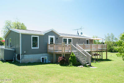 Mecosta County Single Family Home For Sale: 14050 30th Avenue