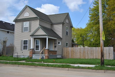 Grand Rapids Single Family Home For Sale: 1423 Alpine Avenue NW