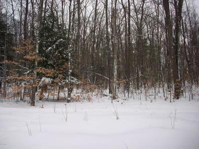 Benzie County, Charlevoix County, Clare County, Emmet County, Grand Traverse County, Kalkaska County, Lake County, Leelanau County, Manistee County, Mason County, Missaukee County, Osceola County, Roscommon County, Wexford County Residential Lots & Land For Sale: 10 Hawkins Road
