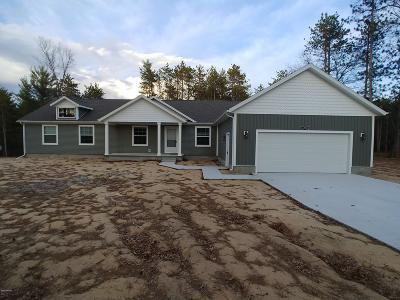 Twin Lake Single Family Home For Sale: 6700 Blue Lake Road