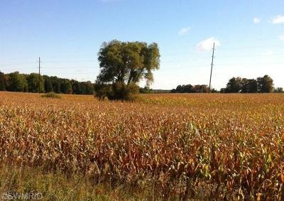 Benzie County, Charlevoix County, Clare County, Emmet County, Grand Traverse County, Kalkaska County, Lake County, Leelanau County, Manistee County, Mason County, Missaukee County, Osceola County, Roscommon County, Wexford County Residential Lots & Land For Sale: S Pere Marquette Highway