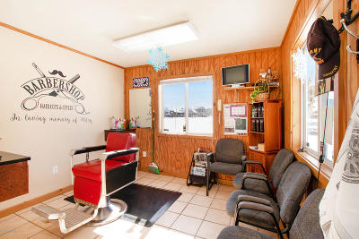 Sand Lake Commercial For Sale: 37 4th Street