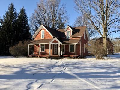 Wayland Single Family Home For Sale: 606 W Elm Street