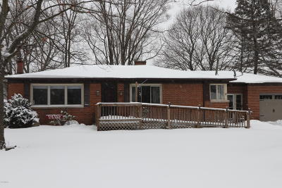 Oceana County Single Family Home For Sale: 4614 Elm Street