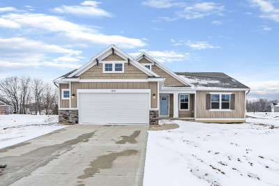 Hudsonville Single Family Home For Sale: 2155 Brindle Drive #29