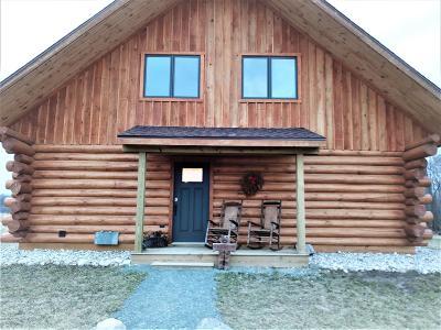 Custer MI Single Family Home For Sale: $239,900