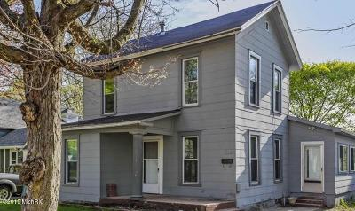 Greenville Single Family Home For Sale: 312 N Smith Street