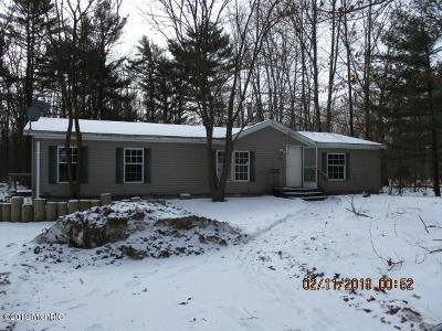Muskegon Single Family Home For Sale: 439 E Tyler Road