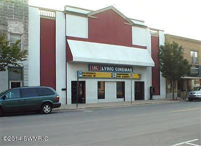 Ludington Commercial For Sale: 204 S James