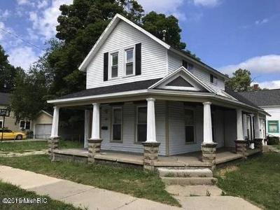 Muskegon Multi Family Home For Sale: 232 Catherine Avenue