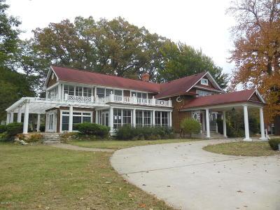 Single Family Home For Sale: 725 N Kalamazoo Street