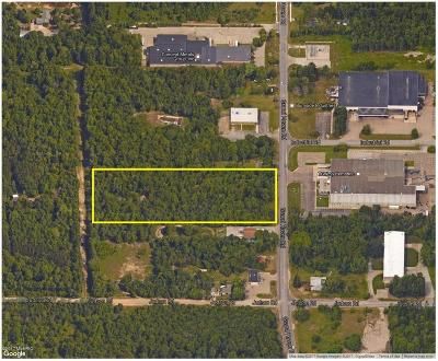 Clinton County, Gratiot County, Isabella County, Kent County, Mecosta County, Montcalm County, Muskegon County, Newaygo County, Oceana County, Ottawa County, Ionia County, Ingham County, Eaton County, Barry County, Allegan County Residential Lots & Land For Sale: 6905 Grand Haven Road