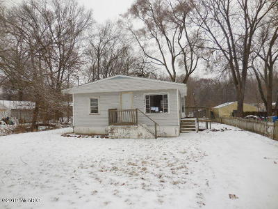 Kalamazoo Single Family Home For Sale: 6295 Wright Street