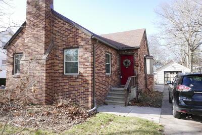 Kalamazoo Single Family Home For Sale: 1221 Cambridge Drive
