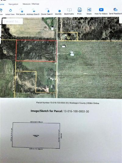 Muskegon County Residential Lots & Land For Sale: Brown Road