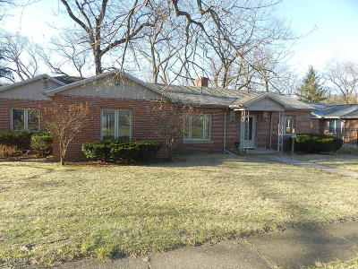 Benton Harbor Single Family Home For Sale: 222 Windsor Road