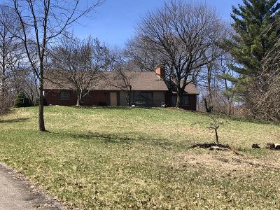 St. Joseph County Single Family Home For Sale: 66472 N Centerville Road