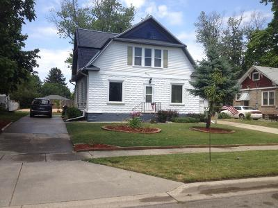 Grand Haven, Spring Lake Multi Family Home For Sale: 407 River Street