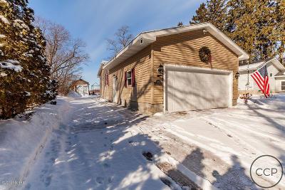 Muskegon County Single Family Home For Sale: 1505 Carlton Street