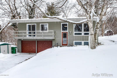 Grand Rapids Single Family Home For Sale: 7151 Oran Drive SE