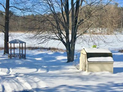Clinton County, Gratiot County, Isabella County, Kent County, Mecosta County, Montcalm County, Muskegon County, Newaygo County, Oceana County, Ottawa County, Ionia County, Ingham County, Eaton County, Barry County, Allegan County Residential Lots & Land For Sale: Hunters Trail, Lots 12, 57, 58