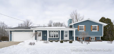 Hudsonville Single Family Home For Sale: 1651 Barry Street