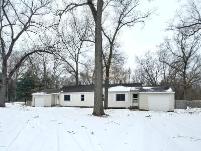 Muskegon Multi Family Home For Sale: 6496 White Road