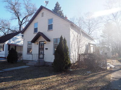 Muskegon County Single Family Home For Sale: 2312 Howden Street