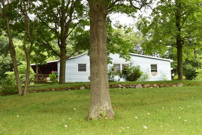 Manistee Single Family Home For Sale: 2558 Maple Road