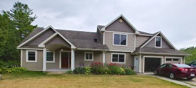 Lake Odessa MI Single Family Home For Sale: $435,000