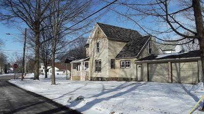 Coldwater Single Family Home For Sale: 94 Morse Street