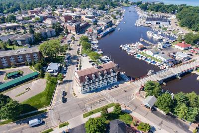 South Haven Condo/Townhouse For Sale: 532 Dyckman Avenue #Unit 2