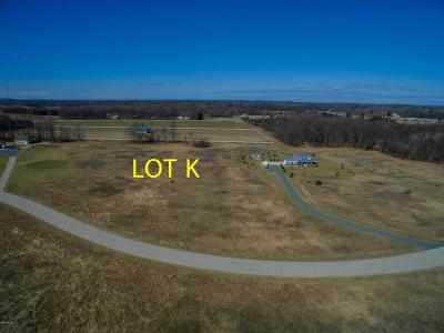 Residential Lots & Land For Sale: Lot K Meadow View Lane