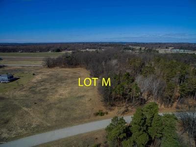 Residential Lots & Land For Sale: Lot M Meadow View Lane