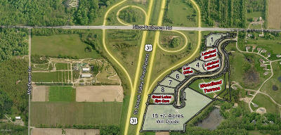 Berrien County Residential Lots & Land For Sale: Niles-Buchanan Rd At Us 31