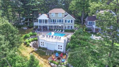 South Haven MI Single Family Home For Sale: $2,645,000