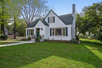 New Buffalo Single Family Home For Sale: 11854 Marquette Drive