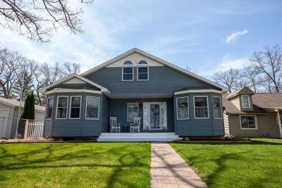 Cass County Single Family Home For Sale: 23953 S Shore Drive