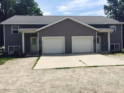 Holland, West Olive Multi Family Home For Sale: 3945-3947 136th Avenue