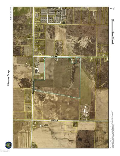 Comstock Park Residential Lots & Land For Sale: 4639 Cordes Avenue NW