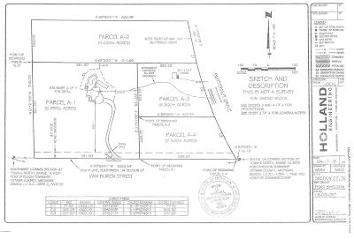 Holland, West Olive Residential Lots & Land For Sale: Van Buren Street