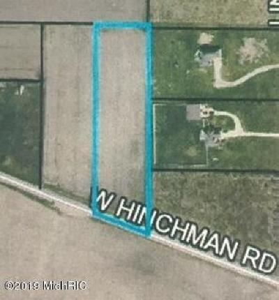 Baroda Residential Lots & Land For Sale: W Hinchman Rd