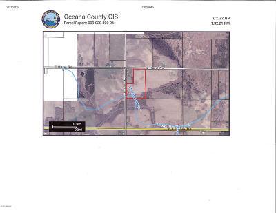 Oceana County Residential Lots & Land For Sale: E Hazel Road