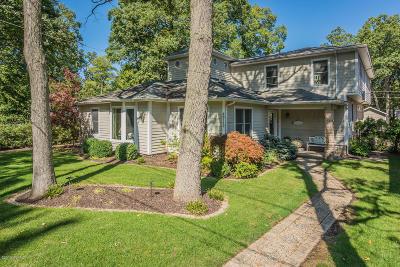 New Buffalo MI Single Family Home For Sale: $919,995