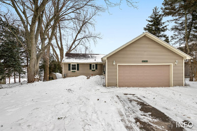 Clinton County, Gratiot County, Isabella County, Kent County, Mecosta County, Montcalm County, Muskegon County, Newaygo County, Oceana County, Ottawa County, Ionia County, Ingham County, Eaton County, Barry County, Allegan County Single Family Home For Sale: 17772 Westbrook Drive