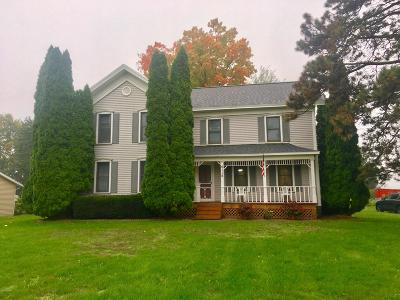 Single Family Home For Sale: 4112 8 Mile Road NW