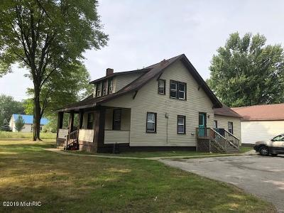Muskegon MI Multi Family Home For Sale: $189,900