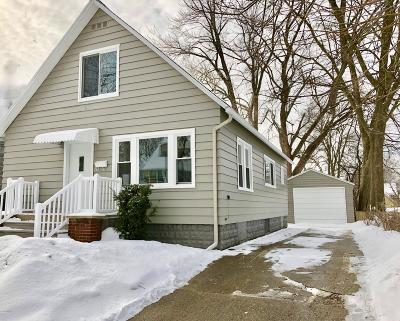 Grand Rapids MI Single Family Home For Sale: $149,900