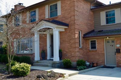 East Grand Rapids Single Family Home For Sale: 2900 Hall Street Street SE
